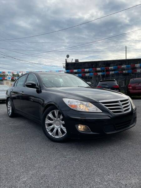 2011 Hyundai Genesis for sale at Auto Budget Rental & Sales in Baltimore MD