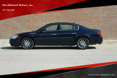 2007 Buick Lucerne for sale at Harchelroad Motors, Inc. in Wauneta NE