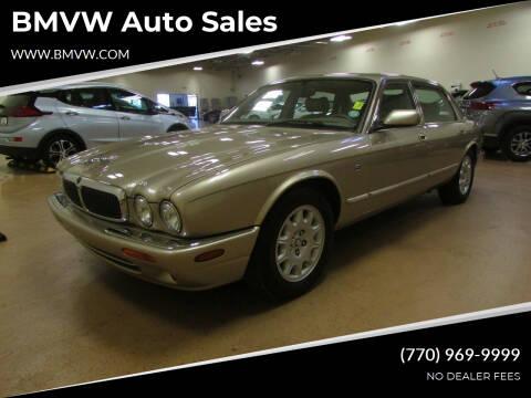 1999 Jaguar XJ-Series for sale at BMVW Auto Sales in Union City GA