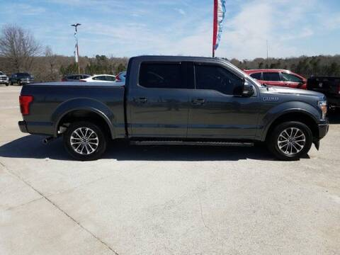 2018 Ford F-150 for sale at DICK BROOKS PRE-OWNED in Lyman SC