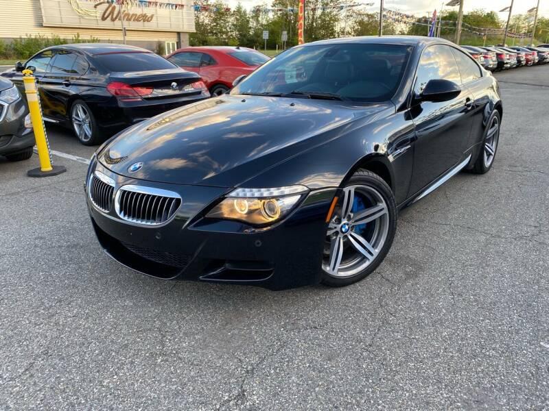 2009 BMW M6 for sale in Bayonne, NJ