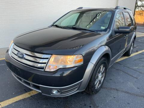 2008 Ford Taurus X for sale at Carland Auto Sales INC. in Portsmouth VA