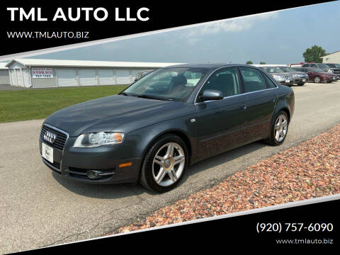 2005 Audi A4 for sale at TML AUTO LLC in Appleton WI