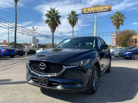 2017 Mazda CX-5 for sale at A MOTORS SALES AND FINANCE - 6226 San Pedro Lot in San Antonio TX