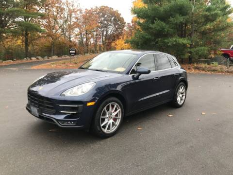 2015 Porsche Macan for sale at Nala Equipment Corp in Upton MA