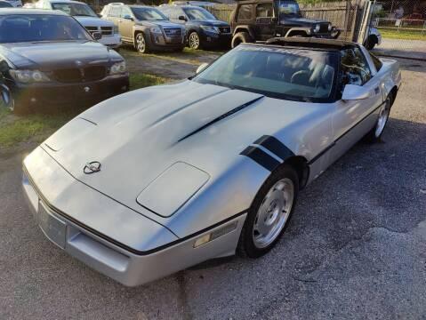 1984 Chevrolet Corvette for sale at Advance Import in Tampa FL