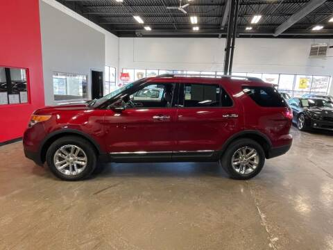 2013 Ford Explorer for sale at CarNova in Sterling Heights MI