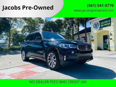 2015 BMW X5 for sale at Jacobs Pre-Owned in Lake Worth FL