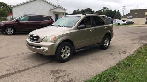 2004 Kia Sorento for sale at WEINLE MOTORSPORTS in Cleves OH