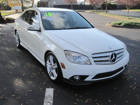 2010 Mercedes-Benz C-Class for sale at Euro Asian Cars in Knoxville TN
