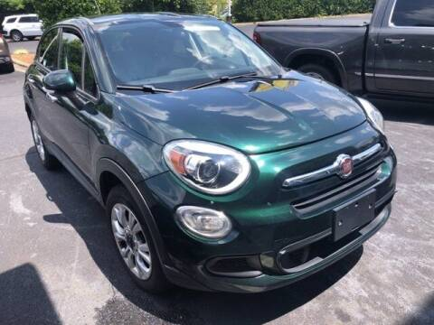 2016 FIAT 500X for sale at Planet Automotive Group in Charlotte NC
