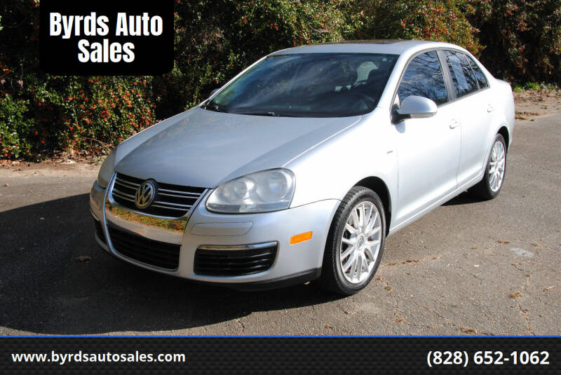 2009 Volkswagen Jetta for sale at Byrds Auto Sales in Marion NC