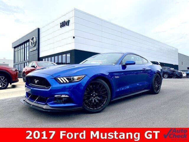 2017 Ford Mustang for sale in Huntsville, AL