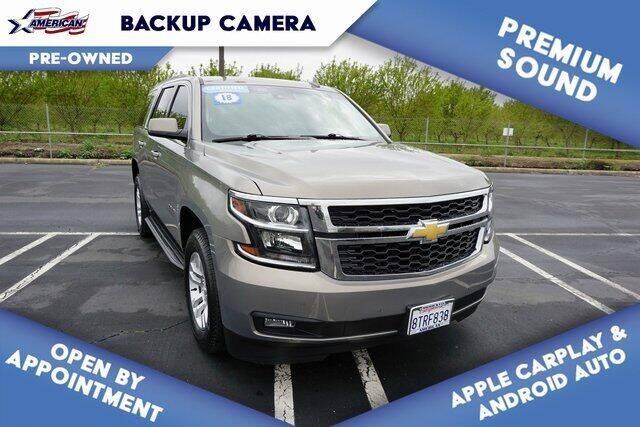 Used Chevrolet Tahoe For Sale In Modesto Ca Carsforsale Com