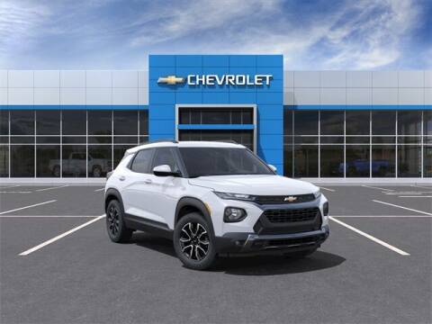 2022 Chevrolet TrailBlazer for sale at Bob Clapper Automotive, Inc in Janesville WI