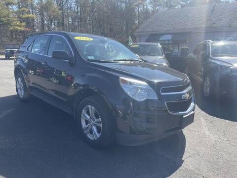2014 Chevrolet Equinox for sale at Clear Auto Sales 2 in Dartmouth MA