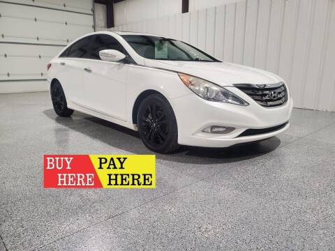 2011 Hyundai Sonata for sale at Hatcher's Auto Sales, LLC - Buy Here Pay Here in Campbellsville KY