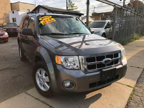 2011 Ford Escape for sale at Jeff Auto Sales INC in Chicago IL