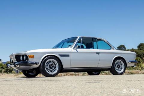 1973 BMW 3 Series for sale at 415 Motorsports in San Rafael CA