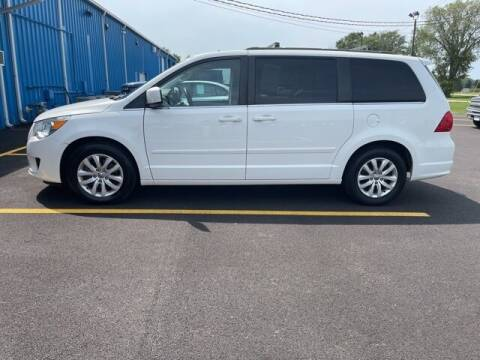 2012 Volkswagen Routan for sale at Piehl Motors - PIEHL Chevrolet Buick Cadillac in Princeton IL