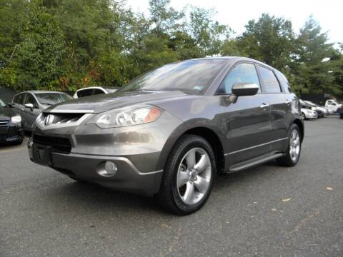 2008 Acura RDX for sale at Dream Auto Group in Dumfries VA