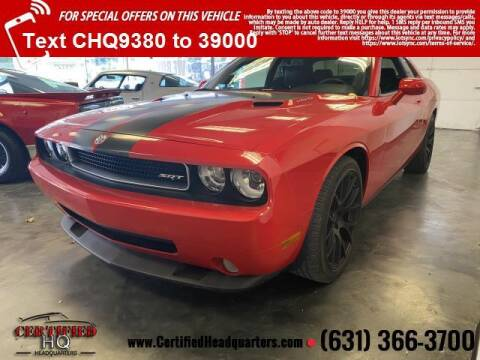 2009 Dodge Challenger for sale at CERTIFIED HEADQUARTERS in St James NY