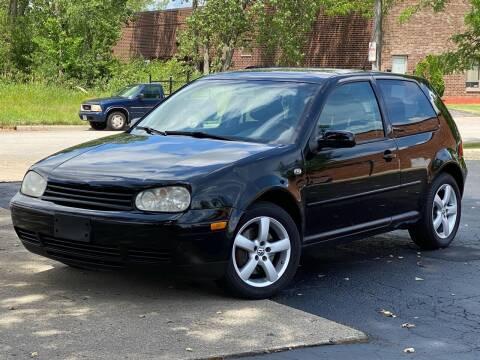 2004 Volkswagen GTI for sale at Schaumburg Motor Cars in Schaumburg IL