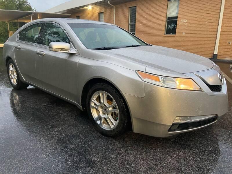 2011 Acura TL for sale at Wheel Tech Motor Vehicle Sales in Maylene AL