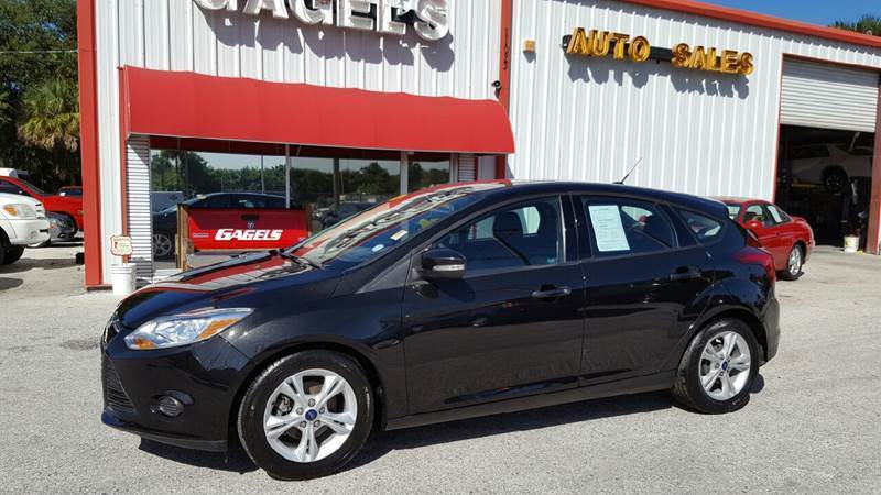 2014 Ford Focus for sale at Gagel's Auto Sales in Gibsonton FL