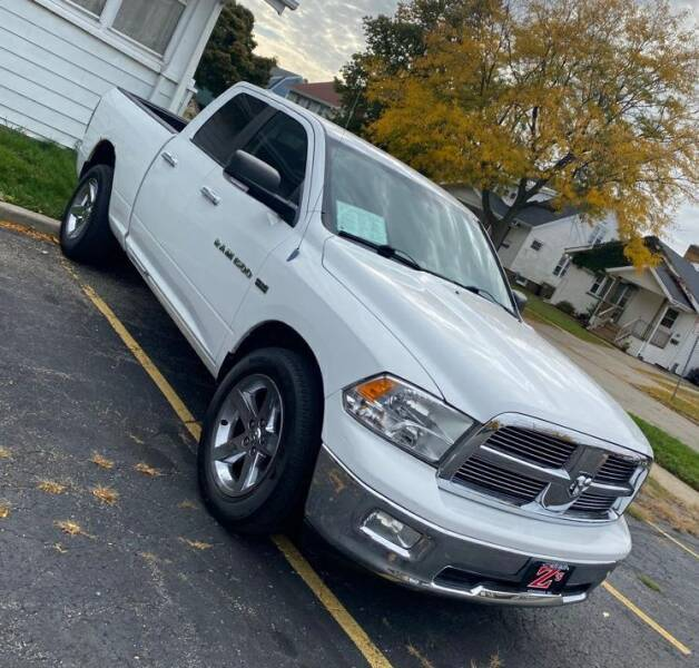 2011 RAM Ram Pickup 1500 for sale at Zs Auto Sales in Kenosha WI