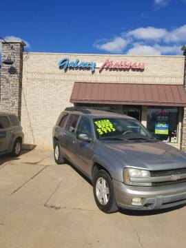 2002 Chevrolet TrailBlazer for sale at NORTHWEST MOTORS in Enid OK