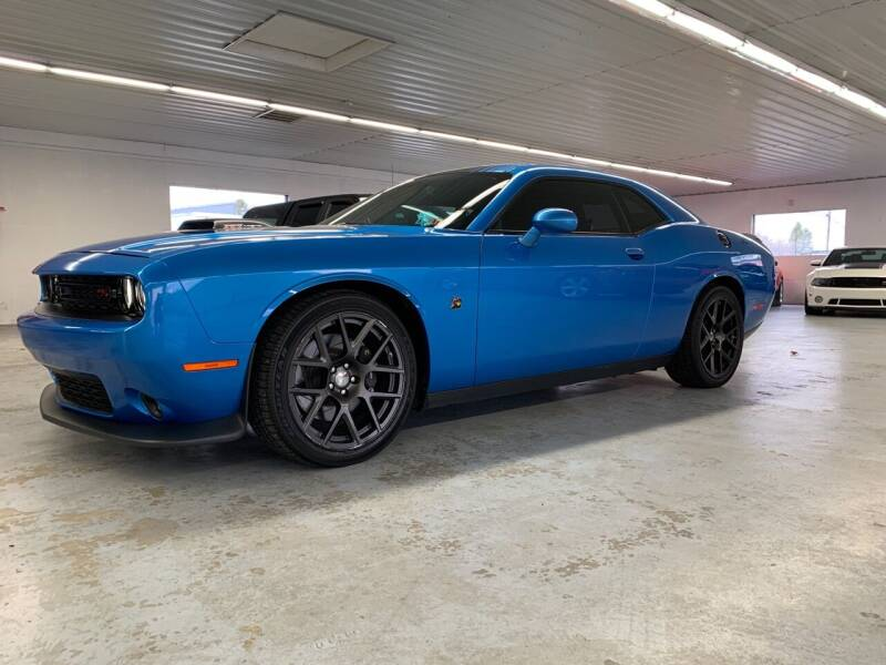 2016 Dodge Challenger for sale at Stakes Auto Sales in Fayetteville PA