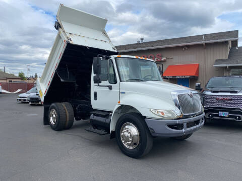 2008 International 4000 for sale at Dorn Brothers Truck and Auto Sales in Salem OR