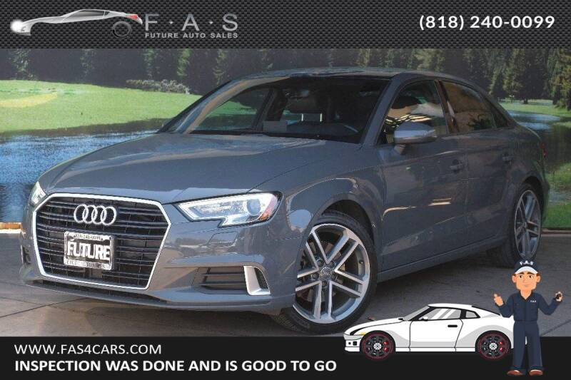 2017 Audi A3 for sale at Best Car Buy in Glendale CA