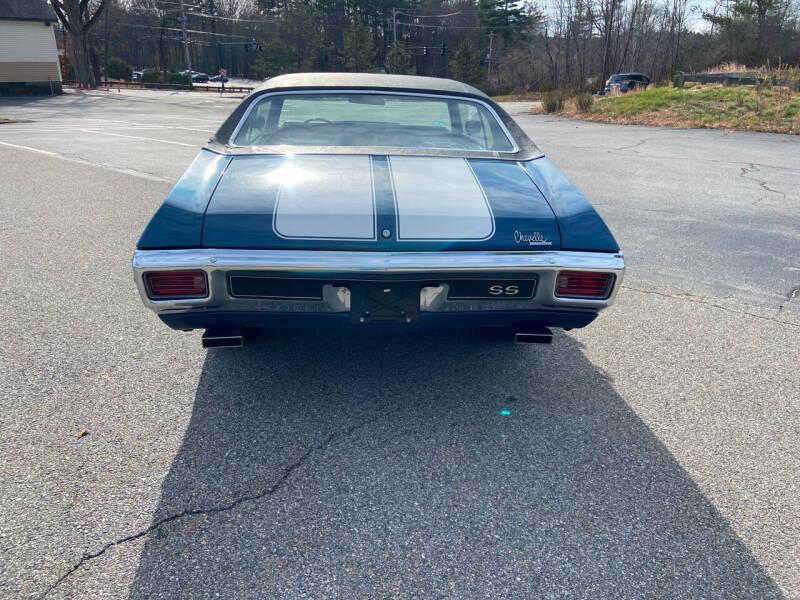 1970 Chevrolet Chevelle  - Westford MA