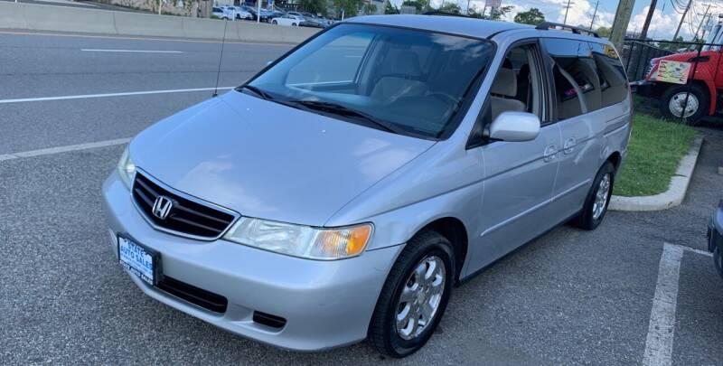 2002 Honda Odyssey for sale at STATE AUTO SALES in Lodi NJ