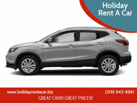 2017 Nissan Rogue Sport for sale at Holiday Rent A Car in Hobart IN