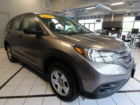 2013 Honda CR-V for sale at Crossroads Car & Truck in Milford OH