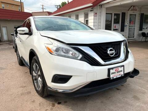 2016 Nissan Murano for sale at ELITE MOTOR CARS OF MIAMI in Miami FL