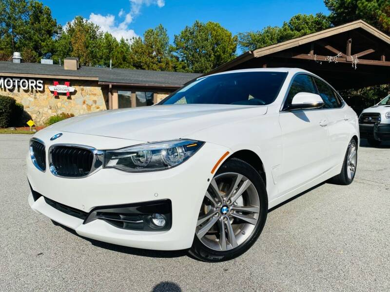 2017 BMW 3 Series for sale at Classic Luxury Motors in Buford GA