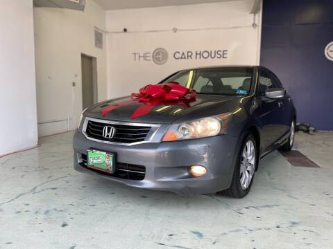 2010 Honda Accord for sale at The Car House of Garfield in Garfield NJ