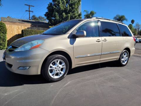 2006 Toyota Sienna for sale at Geiman Motors in Escondido CA