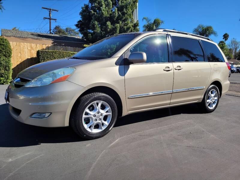 2006 Toyota Sienna for sale at Geiman Motors in Escondido CA