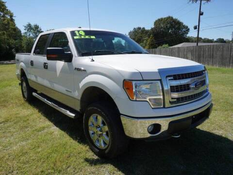 2014 Ford F-150 for sale at BLUE RIBBON MOTORS in Baton Rouge LA