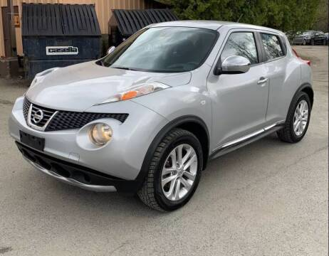 2014 Nissan JUKE for sale at Kingz Auto Sales in Avenel NJ