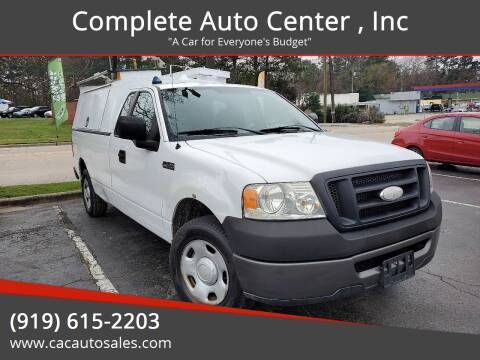 2008 Ford F-150 for sale at Complete Auto Center , Inc in Raleigh NC
