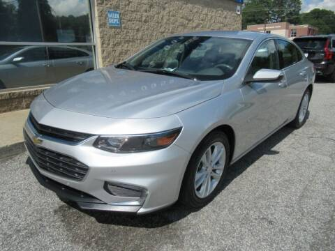 2018 Chevrolet Malibu for sale at 1st Choice Autos in Smyrna GA