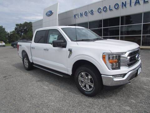 2021 Ford F-150 for sale at King's Colonial Ford in Brunswick GA