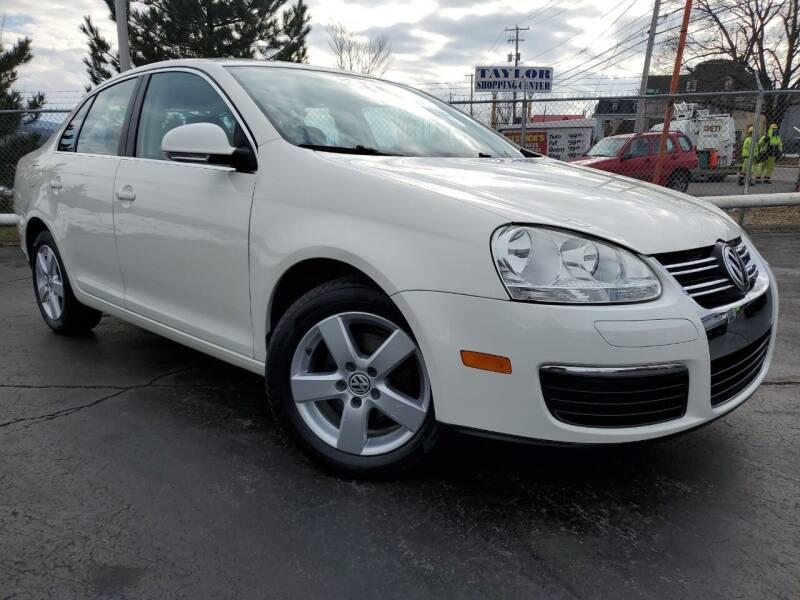 2008 Volkswagen Jetta for sale at Dan Paroby Auto Sales in Scranton PA