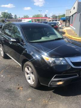 2010 Acura MDX for sale at City to City Auto Sales - Raceway in Richmond VA